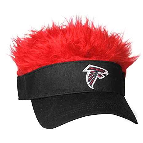 490bdb818e300 Amazon.com   The Northwest Company NFL Altanta Falcons Flair Hair ...
