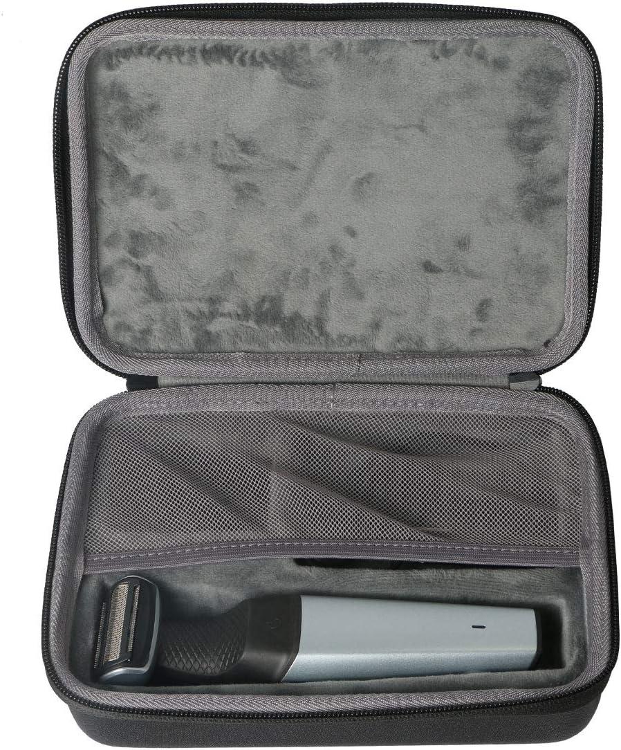Co2CREA - Funda rígida de viaje para Philips Norelco Bodygroomer BG5025/49: Amazon.es: Salud y cuidado personal