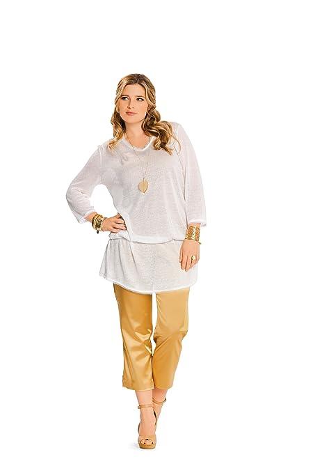 Burda patrón de costura para túnicas de 7246, túnica, para mujer ...