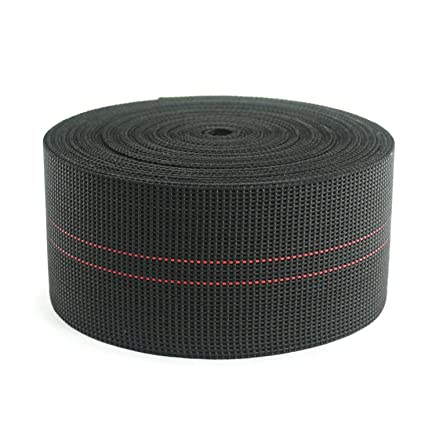 Amazon.com: three-inch (3) en látex elasbelt Webbing para ...