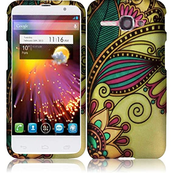 separation shoes 8a076 24121 Amazon.com: Alcatel One Touch Sonic A85IL ( Straight Talk ) Phone ...