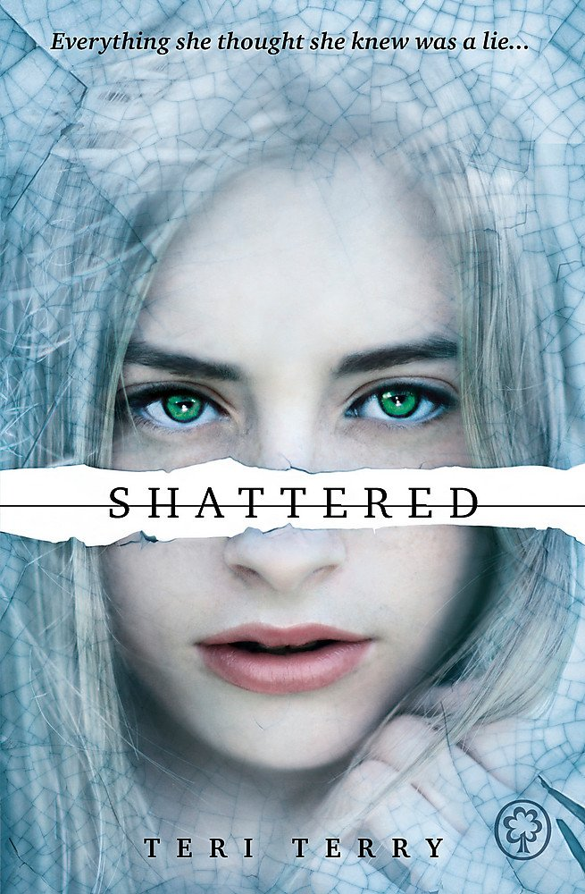 Shattered: Book 3 (SLATED Trilogy, Band 3)