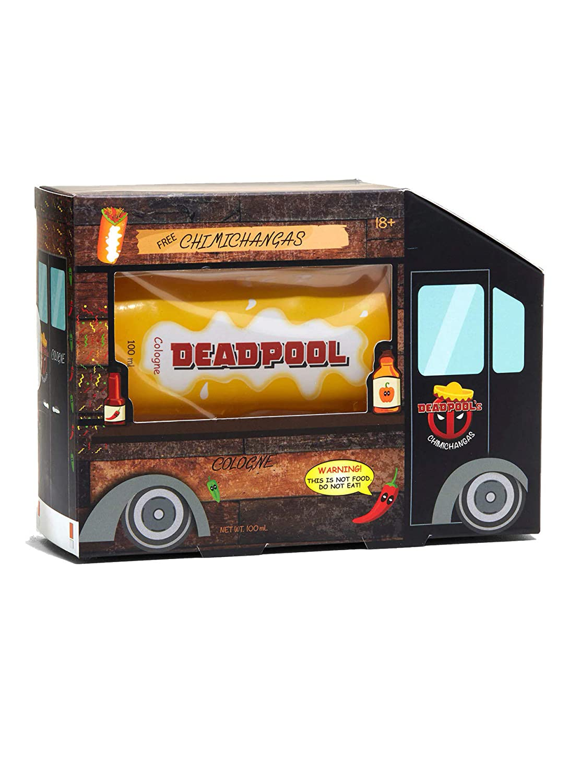 cotton division Teddy Deadpool Chimichanga