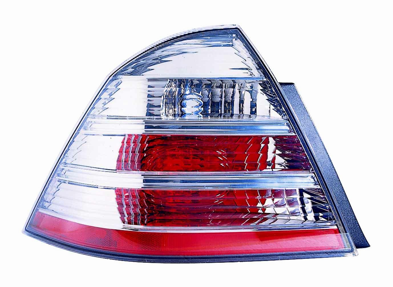 Depo 330-1939L-US Ford Taurus Driver Side Tail Lamp Lens and Housing