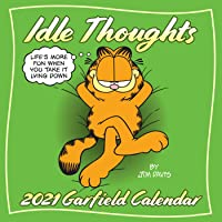 Garfield 2021 Wall Calendar: Idle Thoughts