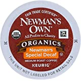 NEWMAN'S OWN ORGANICS KEURIG Special Decaf 12 K-Cups Coffee, 12 oz