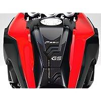 Tanque 3D Gel Protección Depósito Moto compatible