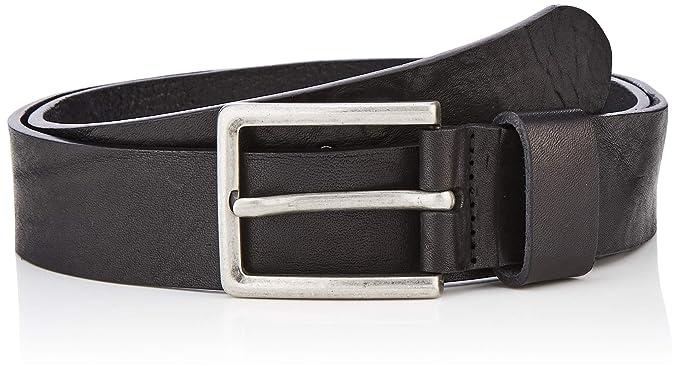 Guess Cintura Uomo Nero Borse & Accessori Cinture Casual