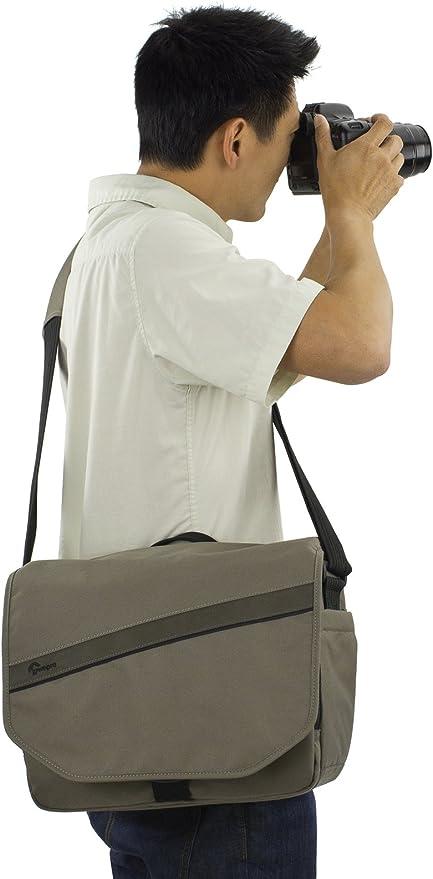 Lowepro Event Messenger 250 - Bolsa bandolera para cámara, mica ...