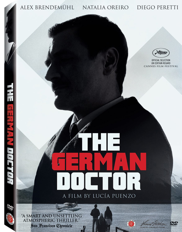 DVD : Alex Brendemühl - The German Doctor (Subtitled, Widescreen)