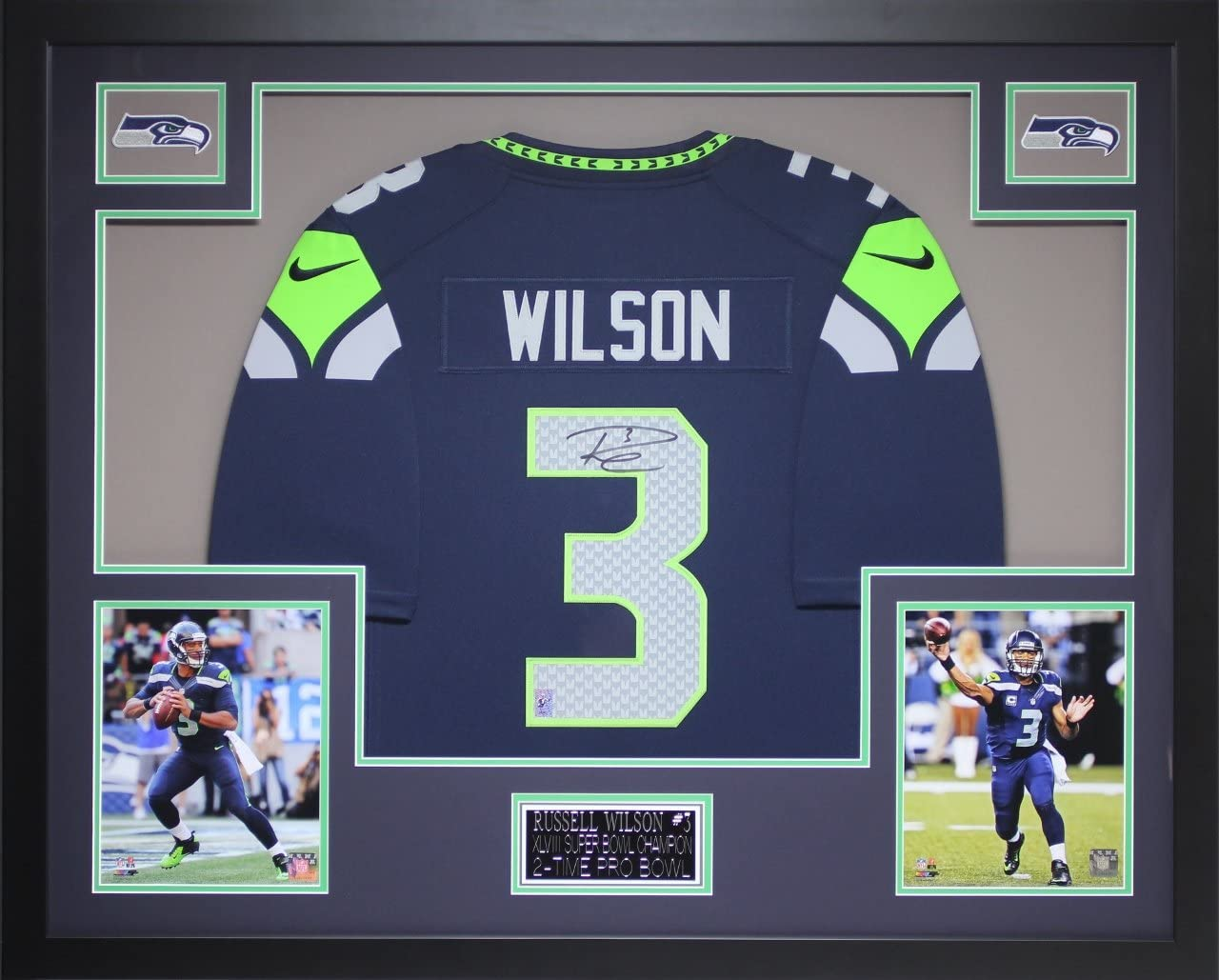 russell wilson authentic jersey