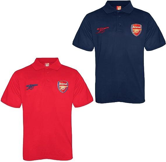 Arsenal FC - Polo Oficial para niño - con el Escudo del Club ...