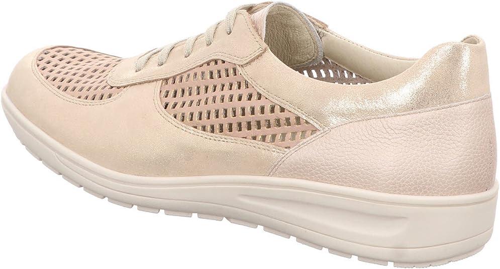 Solidus Heaven, Chaussures de Ville à Lacets pour Femme