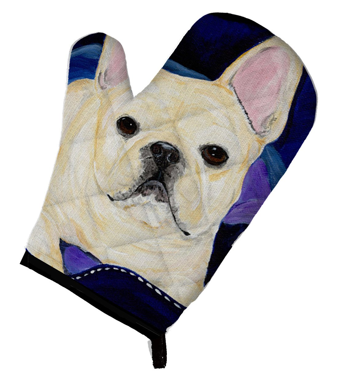 Caroline's Treasures SS8126OVMT French Bulldog Oven Mitt, Large, multicolor