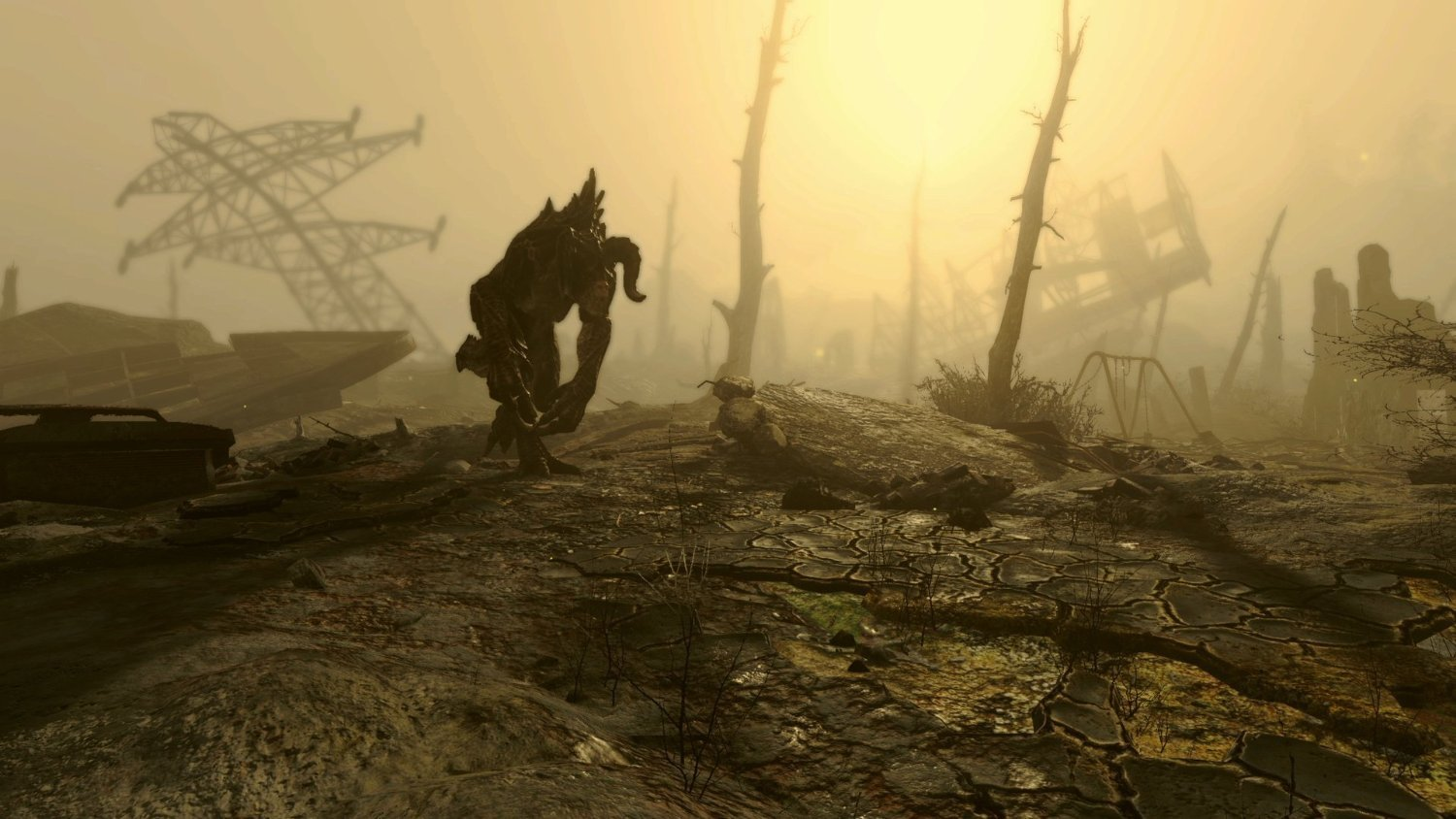 Fallout 4 (with Fallout 3 DLC) Xbox One Game by Bethesda (Image #6)