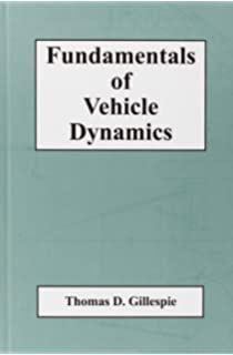 Amazon com: Vehicle Dynamics, Stability, and Control
