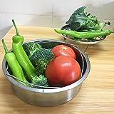 Steamer Basket, Instant Pot Accessories Egg Steamer Rack, Vegetable Steamer Basket Set, Stainless Steel, Fits 5,6,8 qt Pressure Cooker