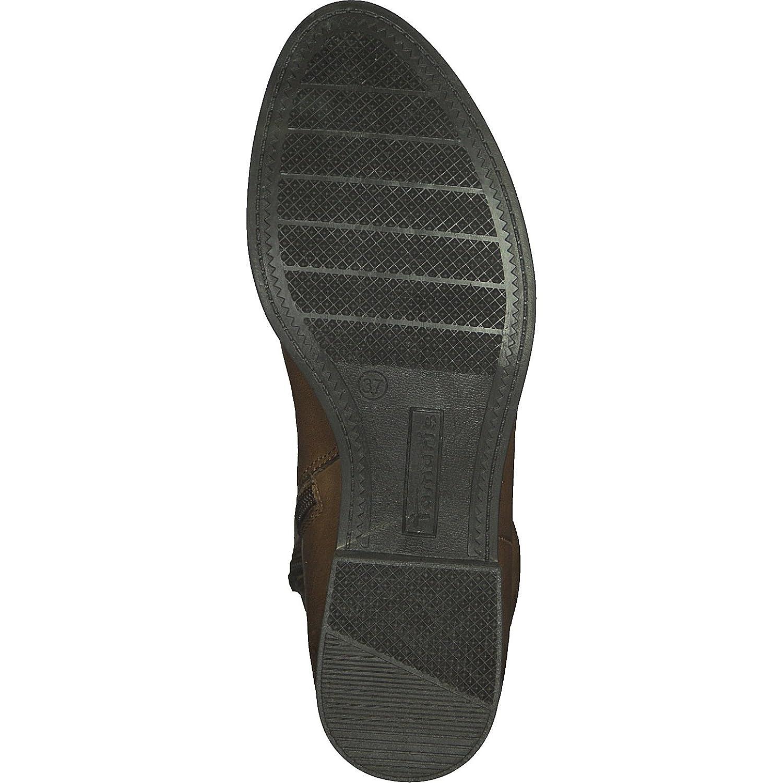 Tamaris Damen Stiefel Stiefel Stiefel 25345-21,Frauen Stiefel,Reißverschluss,Blockabsatz 3cm 57f531