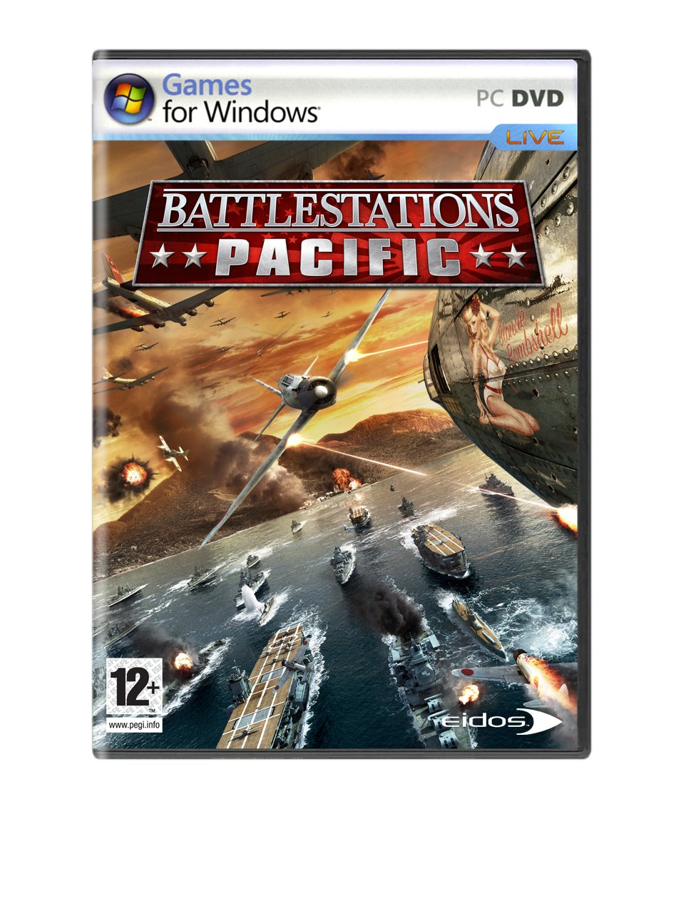 battlestations pacific (PC) (輸入版) B001TK3CSM Parent