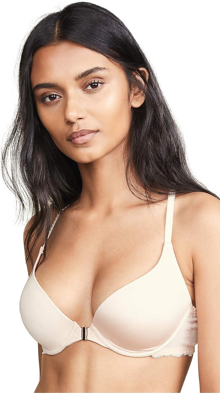 Cosabella Womens Trenta Soft Bra, Nude, Medium, Cosabella