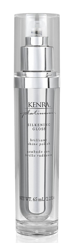 Kenra Platinum Silkening Gloss, 2.26-Fluid Ounce