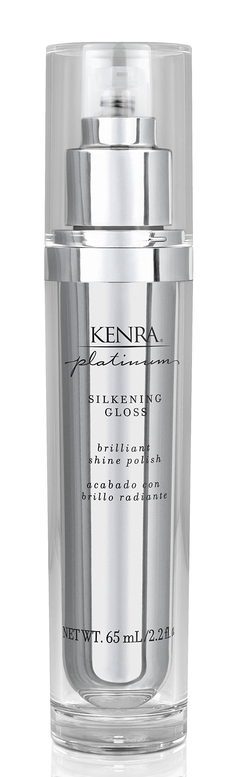 Kenra Platinum Silkening Gloss, 2.26-Fluid Ounce by Kenra