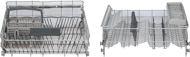 Bosch 00712900 cesta Encimera y menos para lavavajillas, gris ...