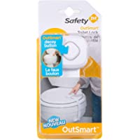 Safety 1st HS2880300 Outsmart Toilet Lock