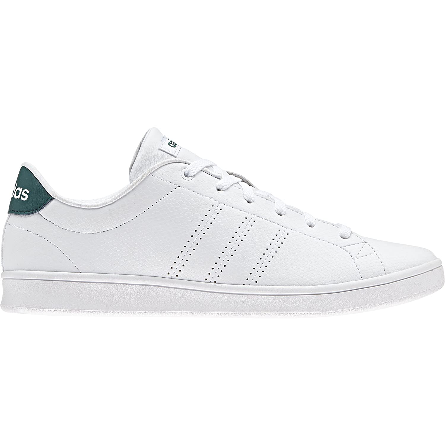 dfc8ba375ff Adidas Baby-Boys Advantage Clean QT Sneakers: Amazon.ca: Shoes & Handbags