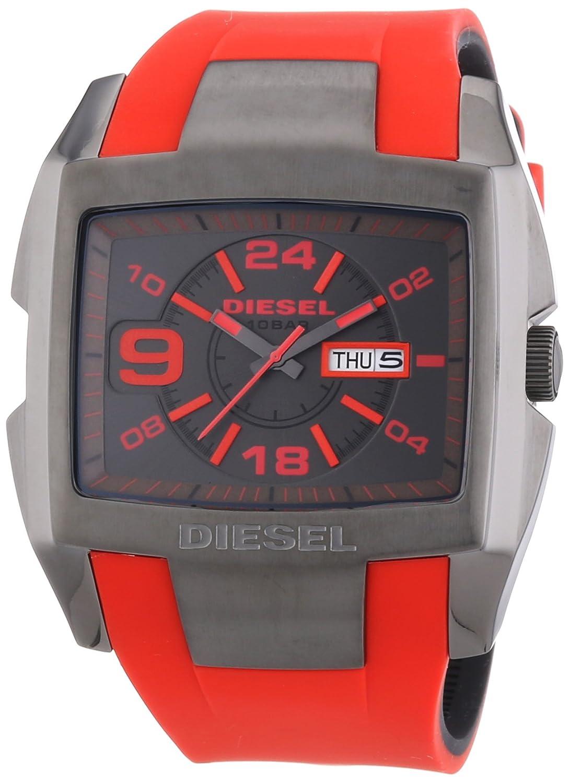 Diesel herren armbanduhr analog quarz plastik dz4287