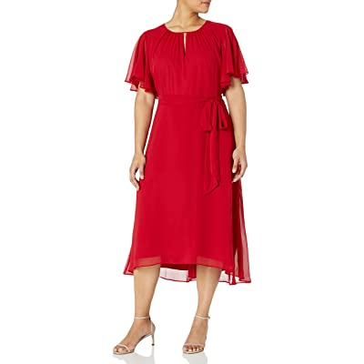 Tahari ASL Women's Plus Fit and Flare at Women's Clothing store