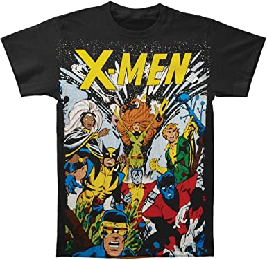 Honchosfx - Hombre xm Comic Camiseta