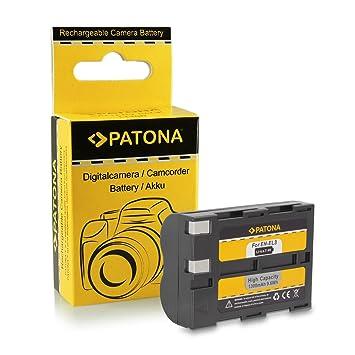 Batería EN-EL3 / ENEL3a para Nikon D50 | D70 | D70s | D100
