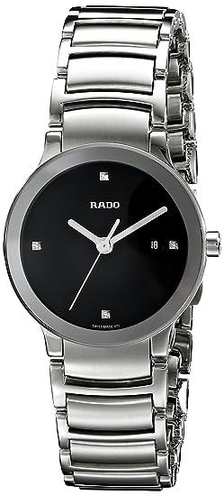 Rado R30928713 de la mujer Centrix Jubile reloj de pulsera de acero inoxidable: Amazon.es: Relojes