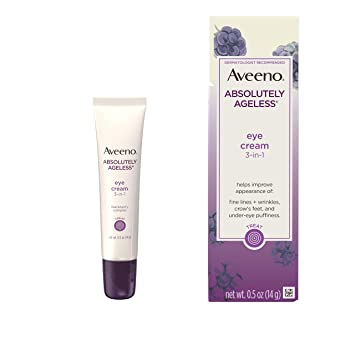 Amazon Com Aveeno Absolutely Ageless 3 In 1 Under Eye Dark Circle