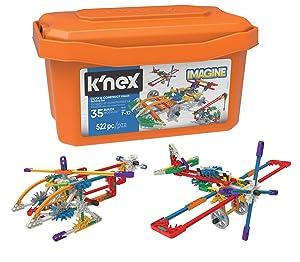 K'NEX Imagine - Click & Construct Value Building Set - 522Piece - 35 Models - Engineering Educational Toy Building Set