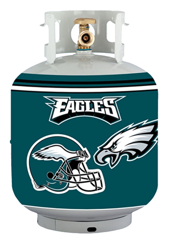 NFL プロパンガスボンベ 5ガロンウォータークーラーカバー B00QB0CL00 グリーン|Philadelphia Eagles グリーン