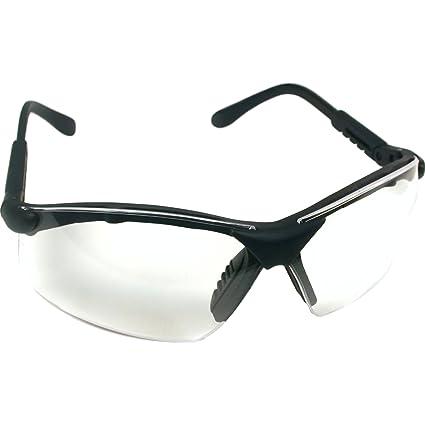 446e8d4e6 Radians Revelation Protective Shooting Glasses (Clear Lens/Black Frame)