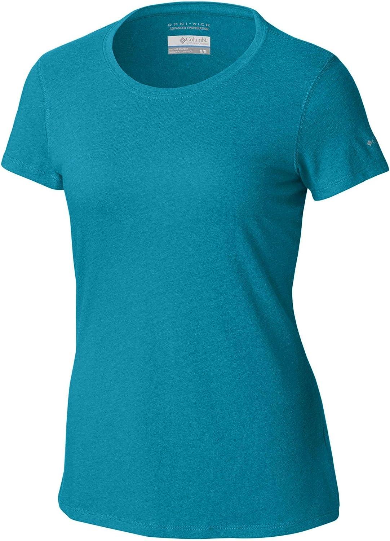 Columbia Women's Solar Shield Short Sleeve Shirt