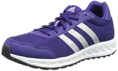 9 Falcon LaufschuheViolettcollegiate Whitemetallic Purplerunning SilverEu Adidas Q23754Damen Pro 43 13uk K1TFlJc