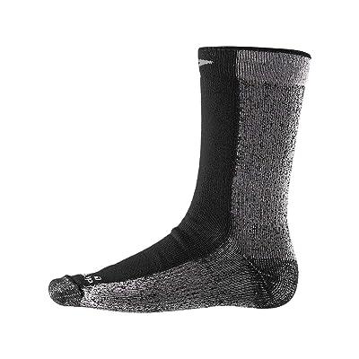 Drymax Cold Weather Run Crew Socks Black M 2-Pack