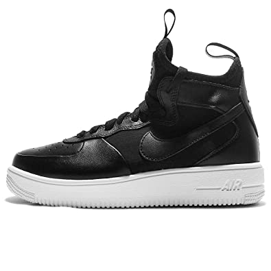 e39d80f02c828 Nike Womens Airforce 1 Ultraforce Hight Top Lace Up Fashion Sneakers