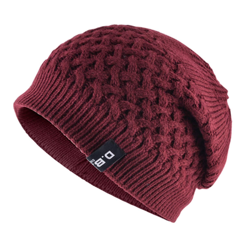 Chad Hope Warm Men Beanie Caps Teenager Winter Hats Man Knitted Beanies Hat Mesh Gorra Bonnet Bone Caps Man and Women
