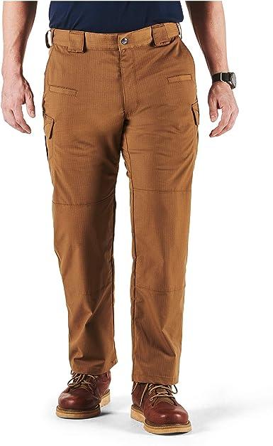 Amazon Com 5 11 Pantalones Tacticos Para Hombre Stryke Operator Uniforme W Flex Tac Estiramiento Mecanico Estilo 74369 Clothing