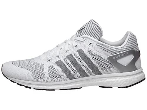 adidas Adizero Prime Ltd White Silver Running Shoes 7.5 a68921bd2