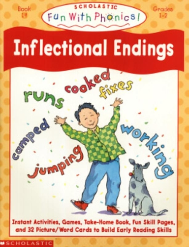 Inflectional Endings (Fun With Phonics): Scholastic Books ...