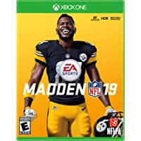Madden NFL 19 Standard Edition for Xbox One by Electronic Arts [Digital Download]