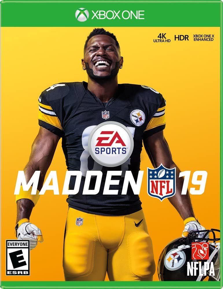 6b53afdc49c Amazon.com  Madden NFL 19 - Xbox One  Video Games