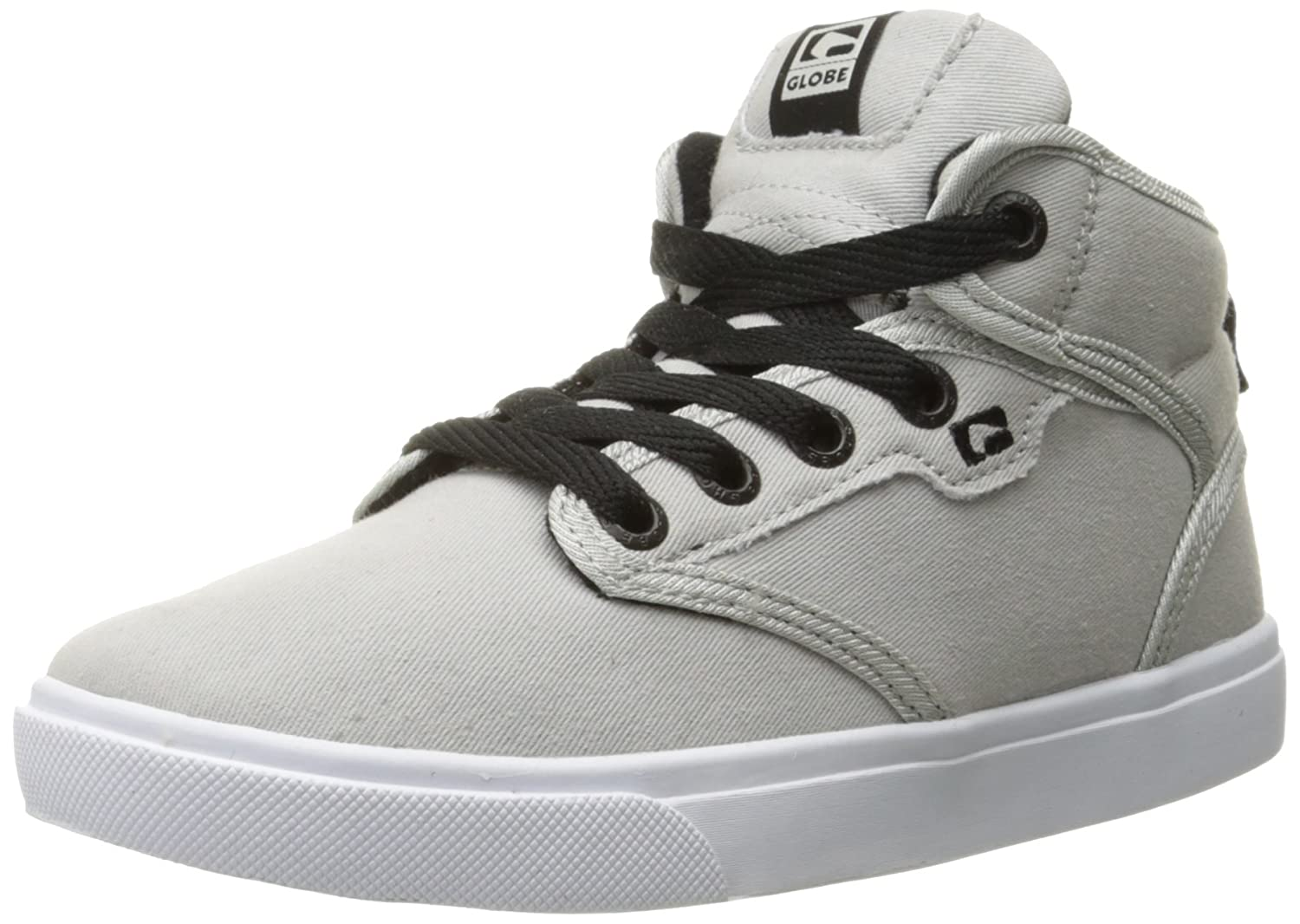 Globe Kids Motley Mid Skateboarding Shoe (Little Kid/Big Kid) Globe Kids Footwear
