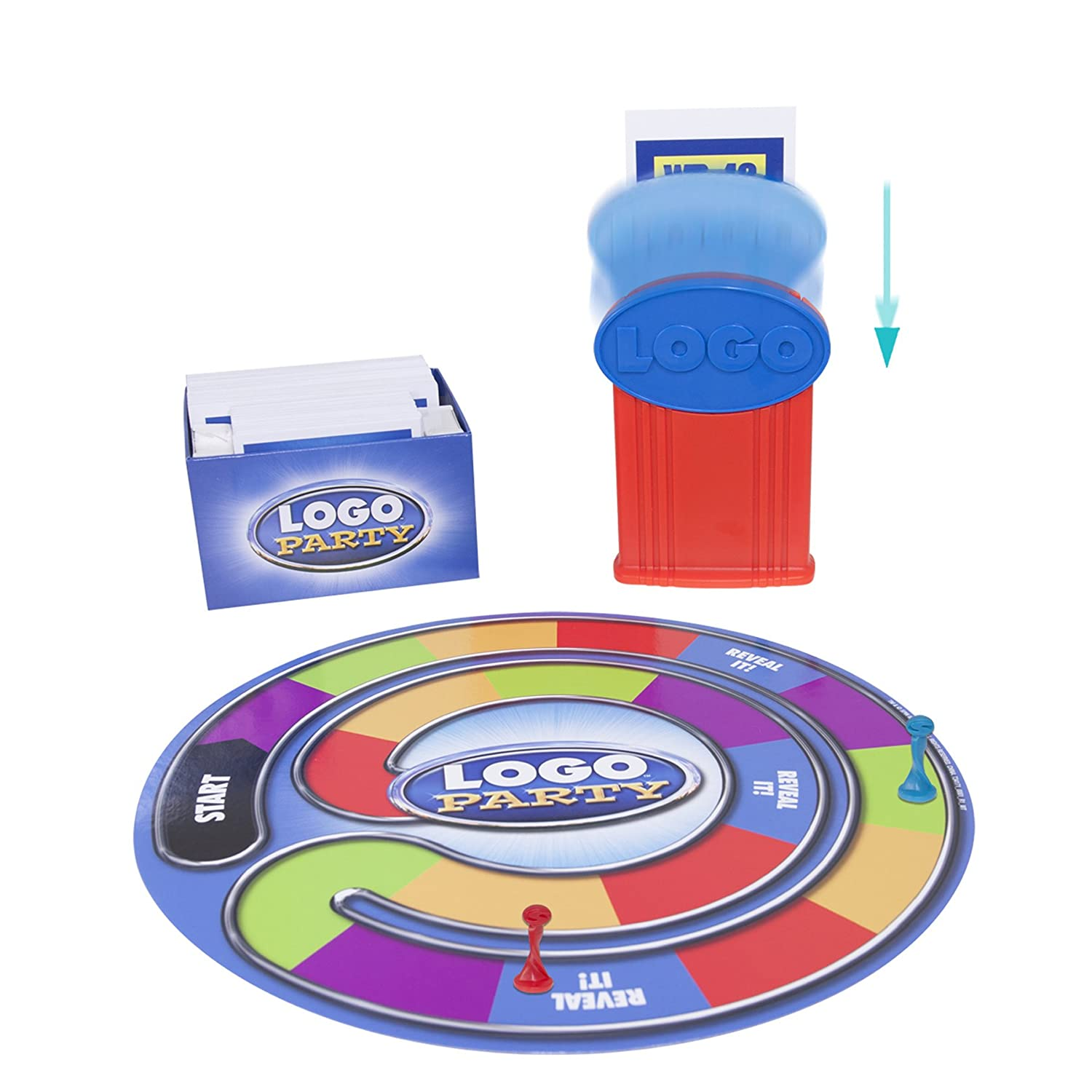 Toys & Games Party Supplies Logo Party Game Spin Master 6020413